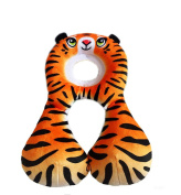 YLMTOP Little Kid and Toddler Travel Neck Rest Protector Head Support Stroller Car Headrest Pillow For Baby YPL015-Tiger