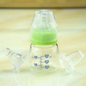 Newborn Baby Mini Bottle Attach Nipple And Duckbill