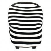 BleuMoo Multi Use Breast Feeding Nursing Cover Scarf Baby Car Seat Canopy Shopping Cart Stroller Car seat Covers