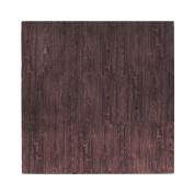 Tadpoles 9 Piece Playmat Set Wood Grain, Cherry, 46cm