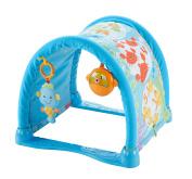 Fisher-Price Kick N Crawl Musical Gym, Seahorse
