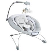 Serta I-Comfort Premium Infant Bouncer, Grey