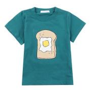 Baby Shirts, TRENDINAO 2017 Fashion Summer Children Kids Boy Girls Cartoon Pattern Short Sleeve Tops T-Shirt Tees (2T