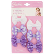 INFANT 6PC BOWS