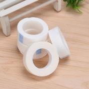 5 Pcs Clear Eyelash Individual Extension Tools Supply Medical Tape Technician ,Tuscom