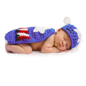 Newborn Infant Handmade Photo Prop Outfit Clothes Knit Crochet Baby Photography Props