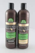 Daily Defence Shampoo & Conditioner Set with Macadamia Oil 470ml ea