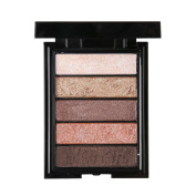 Intense Colour Shimmer Neutral Eyeshadow Kit – Pigmented Natural Eye Shadow Palette Makeup Set
