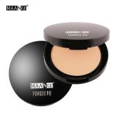MAANGE Foundation Makeup Powder Face Panel Contour