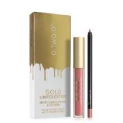 O.TWO.O Lip Kit Matte Lipgloss Lip Liner Pencil Pen Liquid Lipstick Set Lip Stick Lip Gloss Lips Women Makeup Tool