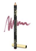 INIKA Certified Organic Lip Liner Pencil, All Natural Formula, Vegan, Rich, Creamy Formula, Suits Sensitive Eyes, 1.2g