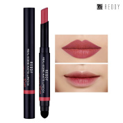 [REDDY] Real Scene Matte Lipstick 1.8g / Vivid Long-Wearing Matte Fit Lipstick with Soft Smudging Cushion Tip