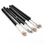 Rumas® MSQ 6pcs Makeup Brushes Set Professional Eye Brush Eye Brush Soft Synthetic Hair