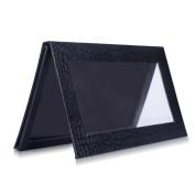 Rumas® Empty Magnetic Palette Makeup Palette Pad Black Large Pattern DIY Palette New
