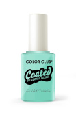 Colour Club-AGE OF AQUARIUS from the new ONE-STEP COATED single coat coverage Collection