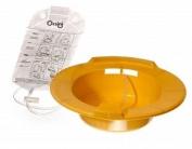 Orsini Premium Sitz Bath Gold Individually Bagged, 2,000 mL Bag w/60″ Tubing