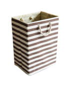 Foldable Storage Baskets Clothes Laundry Bags Baby Hamper Toys Cube Basket Bins with Handle