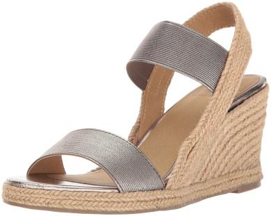 Yellow Box Women's Cathia Wedge Sandal