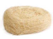 Yalulu 80g Natural Uncolored Raffia Jute Gift/wedding Candy Packing Material Box Filler Supplies