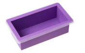 20cm Rectangular Soap Mould Premium Silicone Loaf Soap Mould Baking Cake Mould