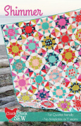 Shimmer Quilt Pattern by Cluck Cluck Sew - 5 sizes - #161