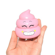 1PCS 6.9cm Squishy Cute Poo Squishies Slow Rising Squeeze Toy Stress Relief Toys Kids Gift Party Favours, Randomly Sent