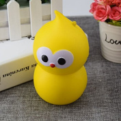1PCS 14cm Squishy Lovely Owl Slow Rising Squeeze Toy Stress Relief Toys Kids Gift Party Favours