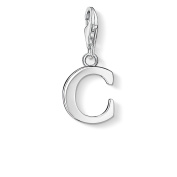 Thomas Sabo Charm Pendant 0177-001-12 925 Sterling Silver Silver-coloured