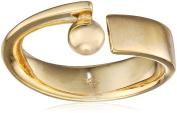 Marion Vidal Women's Vermeil Parcours Ring - Size J