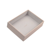 STACKERS 'CLASSIC SIZE' Blush Pink Deep Open STACKER Jewellery Box