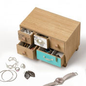 Balvi - Bureau box for storing jewellery. Wooden jewellery box.