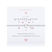 Joma Jewellery Childrens a little Granddaughter bracelet