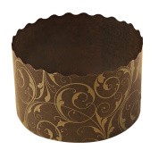 Baking Pan ,Cupcakes , Perfect for muffins, cupcake souffle, panettone etc Size 6cm x 4cm H Model PA6040FG