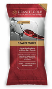 Granite Gold Sealer Wipes