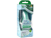 Wilkinson by Schick Intuition Sensitive Care Razor with 1 Refill Cartridge and Shower Hanger w/ FREE Loving Care Packette