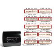 Bolzano Superinox 50 Blade Pack with Blade Safe