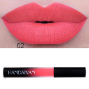 Matte Beauty Liquid Lipstick Lip Cream Lip Gloss Waterproof Make Up Cosmetic