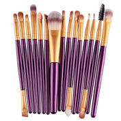 BeautyPatio 15pcs Studio Professional Premium Cosmetic Makeup Brushes Set #11