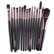 BeautyPatio 15pcs Studio Professional Premium Cosmetic Makeup Brushes Set #7