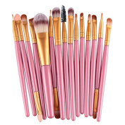 BeautyPatio 15pcs Studio Professional Premium Cosmetic Makeup Brushes Set #3