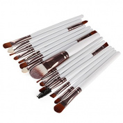 BeautyPatio 15pcs Studio Professional Premium Cosmetic Makeup Brushes Set #1