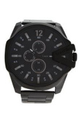 Louis Villiers Lvag8912-14 Black Stainless Steel Bracelet Watch Watch For Men 1 Pc