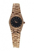 Jean Bellecour Reds23-Rgb Duclos - Rose Gold Stainless Steel Bracelet Watch Watch For Women 1 Pc