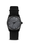 Zadig & Voltaire Zvf218 Fusion - Black Nylon Strap Watch Watch For Unisex 1 Pc
