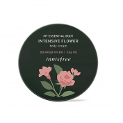 Innisfree My Essential Body Intensive Flower Body Cream 150ml, korea beauty cosmetics