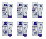 Clean & Clear Advantage Spot Control Moisturiser, Oil-Free, 40ml/1.35oz (Pack of 6) + FREE Schick Slim Twin ST for Sensitive Skin