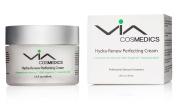 VIA Hydra-Renew Perfecting Cream   Enhanced with Matrixyl 3000, Argireline, Hyaluronic Acid   Professional Skincare Treatment