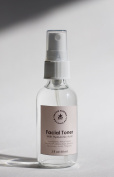 All Natural Facial Toner - With Witch Hazel And Hyaluronic Acid - Natural Skin Care Made With Organic Ingredients