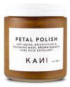 Kani Botanicals - Organic Petal Polish Rose Face Mask