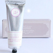 k. hall designs Lavender Hand & Body Cream